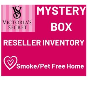 Victoria's Secret Reseller Inventory Mystery Box